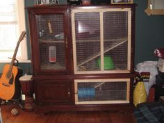 Bunny Cages 2011