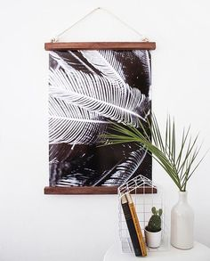 DIY: 7 ideer til væggen - Boligliv