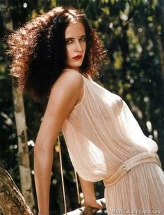 She is Beautiful, She is bold and She is Deadly but sometimes She becomes careless...She is Eva Green Check this out