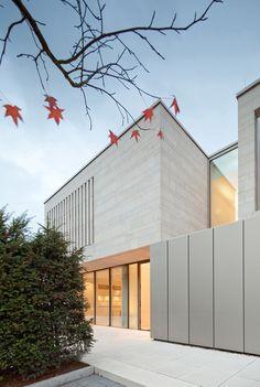 Residence in Weinheim | Wannenmacher-Möller Architekten; Photo: Jose Campos | Archinect