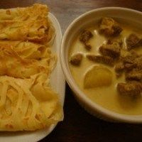 Please visit http://icooking.info/middle-east-recipes-nets-bread-with-goat-curry/