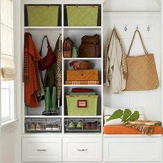 Mud Room Design, Contemporary, laundry room, BHG