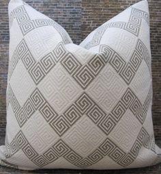 3BM Designer Pillow Cover Lumbar 16 x 16 18 x 18 20 by 3BModLiving
