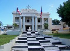 The Grand Lodge of Puerto Rico.