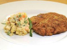 Holandský řízek — Kluci v akci — Česká televize Risotto, Rice, Chicken, Ethnic Recipes, Food, Diets, Kochen, Meal, Essen