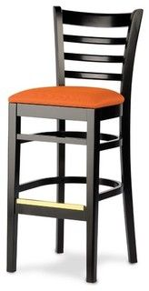 "Carole Custom 24"" - 30"" Bar Stool - modern - bar stools and counter stools - by Wayfair"