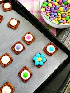 Pretzel snack recipe step 6