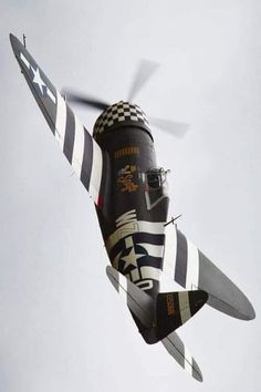 Vintage Aircraft – The Major Attractions Of Air Festivals - Popular Vintage Ww2 Aircraft, Fighter Aircraft, Fighter Jets, Military Jets, Military Aircraft, Image Avion, P 47 Thunderbolt, Ww2 Planes, Aircraft Design