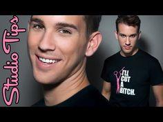 Jordan Liberty of GiveGoodFace on male grooming