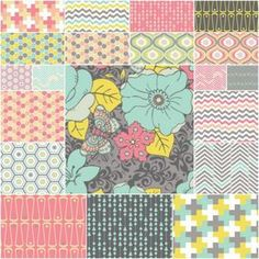 Penelope Fat Quarter Bundle