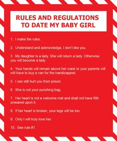 662846431c Rules for dating my daughter application - video dailymotion