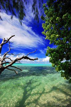 lagoon side