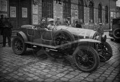 LE MANS 1924 - Lorraine Dietrich B3-6  #4 - Robert Bloch -  Stalter