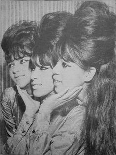 The fabulous Ronettes