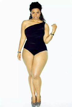 Plus size bathing suit