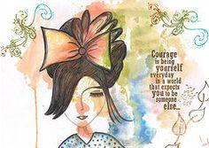 Li Dias - Courage