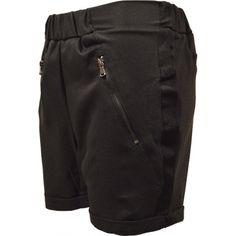 Copenhagen Luxe shorts med sort stribe 7650 Sort