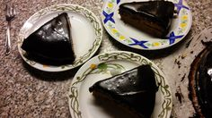 Igazi Sacher torta Pudding, Desserts, Food, Meal, Custard Pudding, Deserts, Essen, Hoods, Dessert