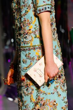 Gucci Autumn/Winter 2017 Ready to Wear Details