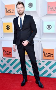 Charles Kelley from Best Dressed Stars at the ACM Awards 2016 | E! Online
