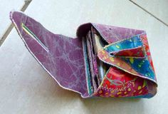 Fabric box for AS by Karen Cattoire, via Flickr