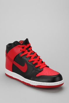 Nike Dunk High-Top Sneaker  #UrbanOutfitters