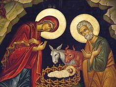 orthodox nativity scene | Following in the steps of Jesus - 8 Magazine
