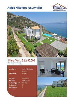 Agios Nikolaos Luxury villa   - made with simplebooklet.com