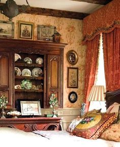 Chinoiserie English Country Decor And English Country Style