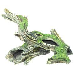 All Living Things® Bogwood Reptile Ornament | Habitat Decor | PetSmart