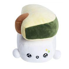 New Cotton Food Choba Season3 Avocado Sushi 15cm 6in Plush Doll #CottonFood