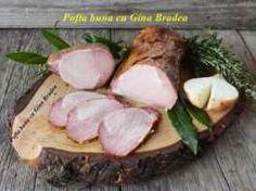 Cotlet sau ceafa afumata, reteta traditionala Charcuterie, Romanian Food, Smoking Meat, Prosciutto, Good Food, Pork, Food And Drink, Cooking Recipes, Homemade