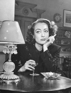 "Joan Crawford- ""No. More. Wire. Hangers....EVER!"" ;)"