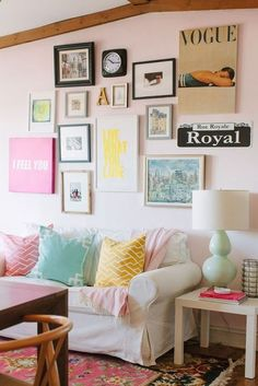 Findings Decor, blog decor, kitchenettes, furnished apartment, small apartment decorating