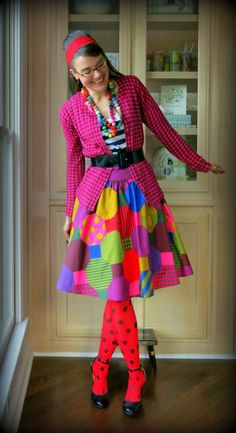 1000+ images about Wacky tacky Wednesday on Pinterest | Wacky wednesday Dr. seuss and Wacky ...