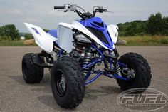 New 2017 Yamaha Raptor 700R ATVs For Sale in Wisconsin. 2017 Yamaha Raptor 700R, JUST IN! THIS RAPTOR 700 R IS READY TO ROCK. 2017 Yamaha Raptor 700R ALL HAIL! The Raptor 700R continues its reign as the King of big-bore sport ATVs with class-leading performance, styling and comfort. Features may include: Aggressive Style Aggressive styling makes the Raptor 700R look as menacing as it really is. The mighty Raptor 700R is ready to go whether the destination is the dunes, the trails or the…