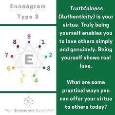 When each Enneagram type is resting and trusting in their true identify in Christ as His beloved adopted child, they begin to display their radiant virtue. Are you resting in your true identity? How does your virtue show up specifically when you are resting in your true identity? Share with us below! Beth McCord YourEnneagramCoach.com Enneagram Personality typology