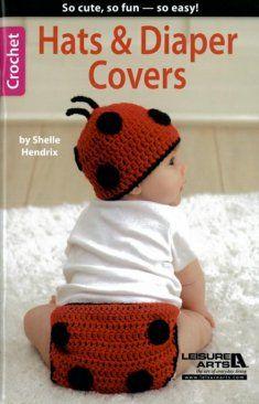 Hats & Diaper Covers [LA75386] - $5.39 : Maggie Weldon, Free Crochet Patterns