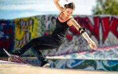 pictures of skate board girls   Riqui' Skate Girl!!