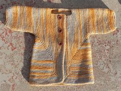 Classic baby surprise jacket :)