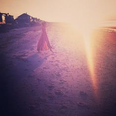 .@Penny Douglas People | magical moment captured by @freepeoplerockcenter #freepeople #sunset #summer ...
