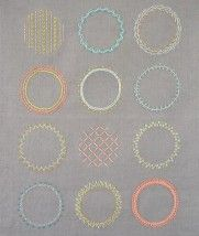 Embroidery Sampler  | Purl Soho