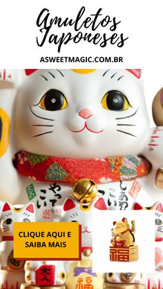 Muito amuletos aparecem em animes, então nessa postagem reuni 8 amuletos muito usados no Japão! Eles ficam lindos em qualquer decoração Fukushima, Maneki Neko, O Pokemon, Pikachu, Koi, Samurai, Sweet Magic, Anime, Fictional Characters