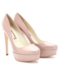 pink nude is the most flattering to my leg color. Nude Heels 662fec92519