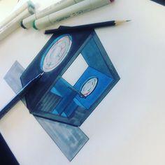#havingfun #atwork #design #development #concepts #ideation #sketching #markers #copic #industrialdesign #garpdesign #productdesign #haugesund #norway #drawsomestuff by industrial_design_haugaland