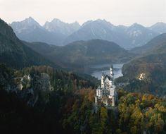 Neuschwanstein - 50 destinos con castillo