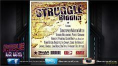 Struggle Riddim Mix (WeedyG SoundForce) April 2015 - http://djkaas.com/dancehall-reggae-music/struggle-riddim-mix-weedyg-soundforce-april-2015/