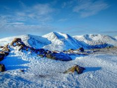 48 Photos That Prove That Scotland In Winter Is Basically Narnia Who cares if winter lasts a hundred years when it's this beautiful? (Cairn Toul and Braeriach, Cairngorms) Hanoverian Kings, Inverness Shire, Cairngorms National Park, England Ireland, White Witch, Scottish Highlands, Scotland Travel, Narnia, National Parks