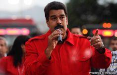 """Maduro: """"La oposición no quiere diálogo"""""""