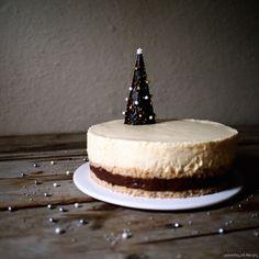Laskominy od Maryny: Ořechový dort s pomerančovou pěnou